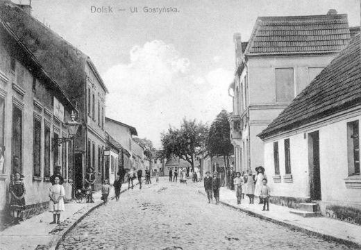 Poczt., wyd. Jan Rynk, przed 1916. Zbiory SW
