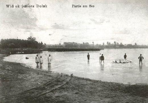 Poczt., wyd. Leonard Stryczyński, Dolsk, przed 1914. Zbiory BK
