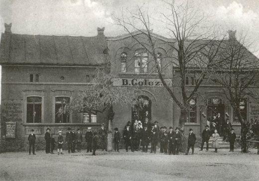 Poczt., wyd. Makart, Śrem, przed 1902. Zbiory Krzysztof Budzyń