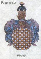 Pogorzelscy herbu Wczele