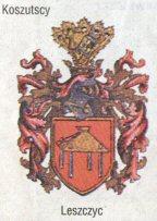 Koszutscy herbu Leszczyc