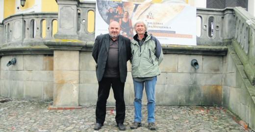 Wojciech Czemplik podobnie, jak śremianin Krzysztof Budzyń wiele czasu poświęca na studiowanie historii regionu,w którym mieszka